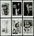 """Movie Posters:Sexploitation, Midnite Frolics & Other Lot (Roadshow Attractions, 1949). PinupPhotos (12) (4"""" X 5"""" & 5"""" X 8""""). Sexploitation.. ... (Total: 12Items)"""