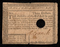 Colonial Notes:Massachusetts, Massachusetts May 5, 1780 $3 Fine.. ...