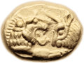 Ancients:Greek, Ancients: LYDIAN KINGDOM. After Croesus. Ca. 505-500 BC. AV stater(17mm, 8.05 gm, 12h). ...