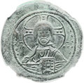 Ancients:Byzantine, Ancients: Anonymous (attributed to Basil II) (ca. 976-1025). Æfollis (30mm, 18.42 gm, 6h). ...