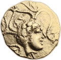 Ancients: The Veneti. 2nd century BC. AV stater (21mm, 8.01 gm, 9h)