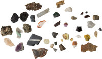 Lot of 30 Assorted Geological Samples