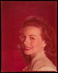 "Movie Posters:Miscellaneous, Jeanne Crain (1940s). Color Transparency (8"" X 10""). Miscellaneous.. ..."
