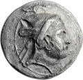 Ancients:Oriental, Ancients: KINGDOM OF PERSIS. Bagadat (Bayadad). Mid 3rd century BC. AR tetradrachm (32mm, 17.00 gm, 8h). ...