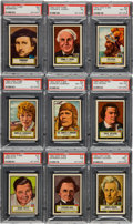 "Non-Sport Cards:Sets, 1952 Topps ""Look-N-See"" Complete Set (135)...."