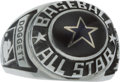 Baseball Collectibles:Others, 1980 All-Star Game Ring Presented to Jerry Doggett....