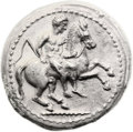 Ancients:Greek, Ancients: CILICIA. Celenderis. Ca. 380-370 BC. AR stater (22mm,10.43 gm, 12h). ...