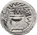 Ancients:Judaea, Ancients: JUDAEA. The Jewish War (66-70 CE). AR shekel (23mm, 14.26 gm, 12h). ...