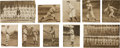 Baseball Cards:Sets, 1909-13 M101-2 Sporting News Partial Set (64/100). ...