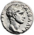 Ancients:Roman Imperial, Ancients: Galba (AD 68-69). AR denarius (18mm, 3.28 gm, 6h). ...