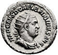 Ancients:Roman Imperial, Ancients: Balbinus (AD 238). AR antoninianus (22mm, 4.94 gm, 12h). ...