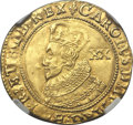 Great Britain, Great Britain: Charles I (1625-49) gold Unite ND,...
