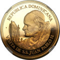 Dominican Republic, Dominican Republic: Republic gold 250 Pesos 1979,...
