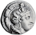 Ancients:Greek, Ancients: Thurium. Ca. 400-350 BC. AR nomos (22mm, 7.78 gm, 12h)....