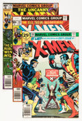 Modern Age (1980-Present):Superhero, X-Men Group (Marvel, 1976-81) Condition: Average VF.... (Total: 6Comic Books)