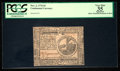 Colonial Notes:Continental Congress Issues, Continental Currency November 2, 1776 $2 PCGS Apparent Very Fine35.. ...