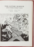 Books:Horror & Supernatural, George T. Wetzel, fiction. Tim Kirk, art. The Gothic Horror andOther Weird Tales. [Buffalo, New York: Weirdbook...