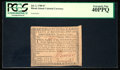 Colonial Notes:Rhode Island, Rhode Island July 2, 1780 $7 PCGS Extremely Fine 40PPQ.. ...