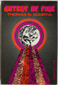 Books:Science Fiction & Fantasy, Thomas N. Scortia. Artery of Fire. Garden City, New York:Doubleday & Company, Inc., [1972]. Later edition. Octa...