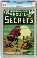Bronze Age (1970-1979):Horror, House of Secrets #113 (DC, 1973) CGC NM/MT 9.8 White pages....