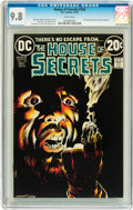 Bronze Age (1970-1979):Horror, House of Secrets #103 (DC, 1972) CGC NM/MT 9.8 White pages....