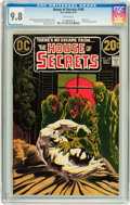 Bronze Age (1970-1979):Horror, House of Secrets #100 (DC, 1972) CGC NM/MT 9.8 White pages....