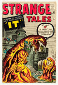 Silver Age (1956-1969):Horror, Strange Tales #82 (Marvel, 1961) Condition: FN+....