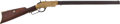 Long Guns:Lever Action, Scarce First Model Henry Rifle, Serial Number 2589 Matching....