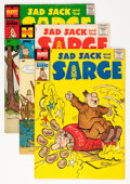 Silver Age (1956-1969):Humor, Sad Sack and the Sarge #2-30 File Copy Group (Harvey, 1954-57) Condition: Average VF+.... (Total: 29 Comic Books)