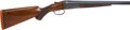Shotgun:Double Barrel, 12 Gauge Parker Brothers DHE Double Barrel Shotgun....