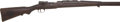 Long Guns:Bolt Action, Chinese Model 1907 Bolt Action Military Rifle....