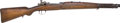 Long Guns:Bolt Action, Belgian Model 1924/30 Bolt Action Military Rifle....