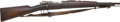 Long Guns:Bolt Action, Brazilian Model 1922 FN Bolt Action Carbine....