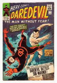 Daredevil #7 (Marvel, 1965) Condition: FN