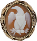 Political:3D & Other Display (pre-1896), Early Patriotic Eagle Ring....