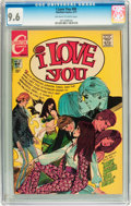 Bronze Age (1970-1979):Romance, I Love You #90 (Charlton, 1971) CGC NM+ 9.6 Off-white to whitepages....
