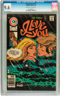 Bronze Age (1970-1979):Romance, I Love You #119 (Charlton, 1976) CGC NM+ 9.6 Off-white to whitepages....