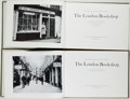 Books:Books about Books, Richard Brown & Stanley Brett. The London Bookshop.Being Part One [and Two] of a Pictorial Record of the Antiqu...(Total: 2 Items)