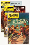 Golden Age (1938-1955):Classics Illustrated, Classics Illustrated Original Editions Group (Gilberton, 1950s-60s)Condition: Average VG+.... (Total: 30 Comic Books)
