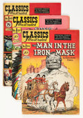Golden Age (1938-1955):Classics Illustrated, Classics Illustrated Group (Gilberton, 1950s-60s) Condition:Average GD.... (Total: 28 Comic Books)