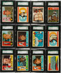 Baseball Cards:Lots, 1960 Topps Baseball Graded Collection (76) - An Exclusive SGC 92NM/MT+ 8.5 Assortment!...
