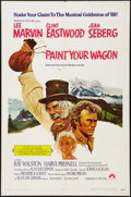 "Movie Posters:Musical, Paint Your Wagon (Paramount, 1969). One Sheet (27"" X 41"").Musical.. ..."