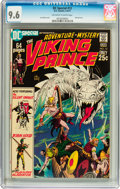 Bronze Age (1970-1979):Miscellaneous, DC Special #12 Viking Prince (DC, 1971) CGC NM+ 9.6 Off-white towhite pages....