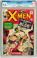 Silver Age (1956-1969):Superhero, X-Men #7 (Marvel, 1964) CGC NM+ 9.6 White pages....