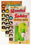 Bronze Age (1970-1979):Humor, Spooky Haunted House #1-15 File Copies Group (Harvey, 1972-75)Condition: Average NM-.... (Total: 41 Comic Books)