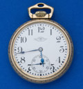 Timepieces:Pocket (post 1900), Ball 23 Jewel 16 Size Official Standard Pocket Watch. ...