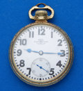 Timepieces:Pocket (post 1900), Ball 21 Jewel Official Standard 16 Size Pocket Watch. ...