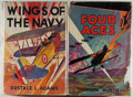 Books:First Editions, Two Early Aviation Novels including:... (Total: 2 Items)