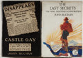 Books:First Editions, Two John Buchan Books including:... (Total: 2 Items)
