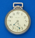 Timepieces:Pocket (post 1900), Hamilton 21 Jewel Rare 994 - 16 Size Pocket Watch. ...